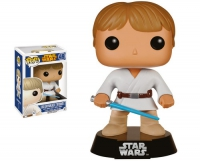 Luke Skywalker Tattoine POP Star Wars - Figura