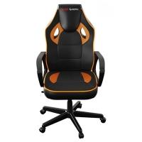 Mars Gaming MGC0BO Negro/Naranja - Silla Gaming
