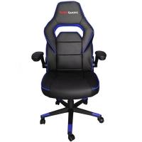 Mars Gaming  MGC117BBL Negro/Azul - Silla Gaming
