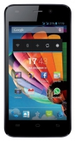 Mediacom G400 4 WVGA 4GB 2 SIM Amarillo Libre - Smartphone/Móvil