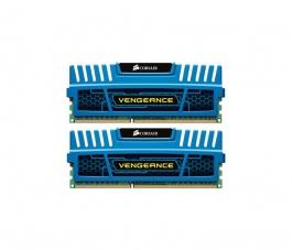 Corsair Vengeance Blue Edition 8GB (2x4GB) 1600 MHz (PC3-12800) CL9 - Memoria DDR3