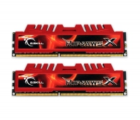 Memoria G.Skill DDR3 - Ripjaws X - 8GB (2x4096) - PC12800 - CL9 - 8GBXL