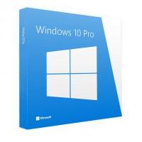 Microsoft Windows 10 PRO 32Bits DSP DVD - Software