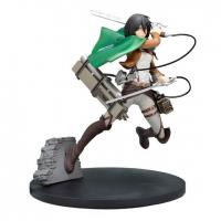 Mikasa Premium Chosahentai Ataque A Los Titanes - Figura