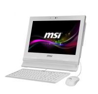 MSI AIO AP1622 C1037 2GB 320GB FreeDos 15.6