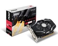 MSI AMD RX 460 OC 4GB GDDR5 - Tarjeta Gráfica