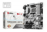 MSI B350 TOMAHAWK ARCTIC Socket AM4 - Placa Base