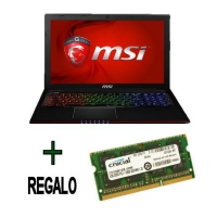 MSI GE60 2PE-878XES i7-4720HQ/4GB/1TB/GTX860M/15,6
