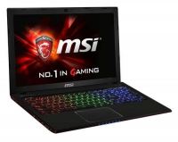 MSI GE60 2QD-1099XES i5-4210H/8GB/500GB/GTX 950M/15,6