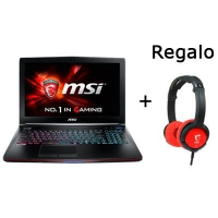 MSI GE62-022ES i7-4720HQ/16GB/256+1TB/GTX 970M/15,6