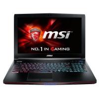 MSI GE62 2QD i7-5700HQ/GTX 960M/16GB/256GB SSD + 1TB/15,6