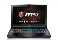 MSI GE62 7RD(Apache)-217ES i7-7700HQ/GTX1050/16GB/256GB SSD/1TB/15.6
