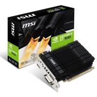 MSI GeForce<span class='trademark-category'>&reg;</span> GT 1030 2GH OC 2GB GDDR5 - Tarjeta Gráfica