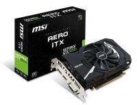 MSI GeForce<span class='trademark-category'>&reg;</span> GTX 1050 TI AERO ITX 4G OCV1 4GB GDDR5 - Tarjeta Gráfica