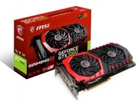 MSI GeForce GTX 1060 Gaming X 6GB GDDR5 - Tarjeta Gráfica