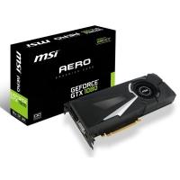MSI GeForce GTX 1070 Aero OC 8GB GDDR5 - Tarjeta Gráfica