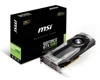 MSI GeForce GTX 1080 8GB GDDR5X - Tarjeta Gráfica