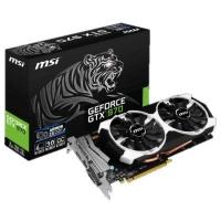 MSI GeForce GTX 970 OC Armor 4GB GDDR5 - Tarjeta Gráfica