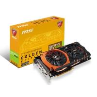 MSI GeForce GTX 980Ti Gaming 6GB GDDR5 Gold Edition - Tarjeta Gráfica