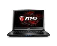 MSI GL62 7QF-1666XES i7-7700HQ/GTX960M/8GB/256GB SSD+1TB/15.6