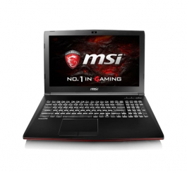 MSI GP62M 7RD(Leopard)-268XES i7-7700HQ/GTX1050/16GB/1TB/15.6