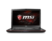 MSI GP72 7RD(Leopard)-081ES i7-7700HQ/GTX1050/16GB/256GB SSD+1TB/17.3