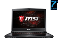 MSI GS43VR 7RE(Phantom Pro)-203XES i7-7700HQ/GTX1060/16GB/256GB SSD+1TB/14