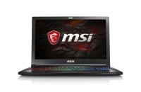MSI GS63VR 7RF(Stealth Pro 4K)-250ES i7-7700HQ/GTX1060/16GB/512GB SSD+2TB/15.6