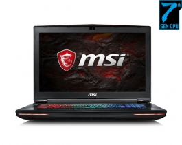 MSI GT72VR 7RE(Dominator Pro)-461XES i7-7700HQ/GTX1070/16GB/256GB SSD+1TB/17.3