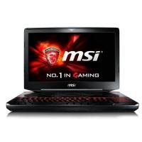 MSI GT80S 6QE-085XES i7-6700HQ/2x GTX980M/16GB/256GB SSD + 1TB/18,4