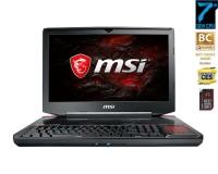 MSI GT83VR-256ES i7-7920/2xGTX1080/64GB/512GB SSD+1TB/18.4