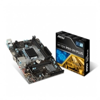 MSI H110M PRO-VH PLUS Socket 1151 - Placa Base