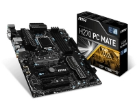MSI H270 PC MATE Socket 1151 - Placa Base
