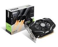 MSI Nvidia GeForce® GTX 1050 Ti 4G OC 4GB GDDR5 - Tarjeta Gráfica