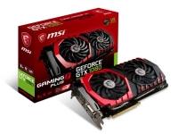 MSI GeForce<span class='trademark-category'>&reg;</span> GTX 1080 GAMING X+ 8GB GDDR5X - Tarjeta Gráfica