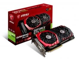 MSI GeForce<span class='trademark-name'>&reg;</span> GTX 1080 GAMING X+ 8GB GDDR5X - Tarjeta Gráfica