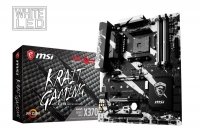 MSI X370 KRAIT GAMING Socket AM4 - Placa Base