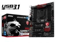 MSI X99A GAMING 7 - Placa Base