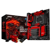 MSI X99A GODLIKE GAMING - Placa Base