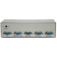 Multiplexor VGA para 4 monitores