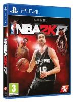 NBA 2K17 Edición Estándar - Juego PS4