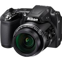 Nikon Coolpix L840 16Mpx NFC WiFi Negro - Cámara Digital