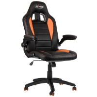 Nitro Concepts C80 Motion Gaming Negro/Naranja - Silla Gaming