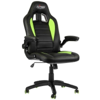 Nitro Concepts C80 Motion Gaming Negro/Verde - Silla Gaming