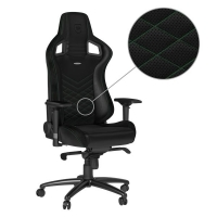 Noblechairs EPIC Gaming Negro/ Verde - Silla Gaming