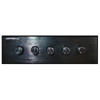 Panel Frontal Lamptron CF525 - Negro
