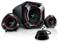 Philips SPA5300/10 2.1 50W Hi-Fi Negro - Altavoces
