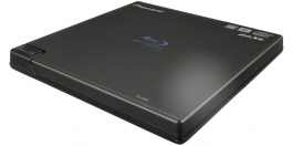 Pioneer BDR-XD05TB Blu-Ray USB 3.0 Negro - Regrabadora Externa