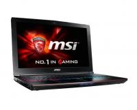 Portátil MSI GE62-023ES i7-4720 2.6 GHz - 15.6