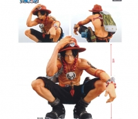 Portgas D. Ace King of Artist - Figura